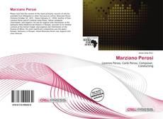 Marziano Perosi kitap kapağı