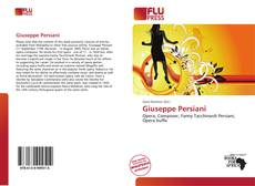 Bookcover of Giuseppe Persiani