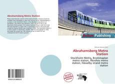 Bookcover of Abrahamsberg Metro Station