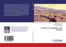 Copertina di Q Fever in Livestock and Human
