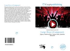 Borítókép a  Luigi Ricci (Composer) - hoz