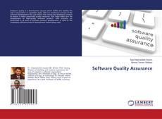 Portada del libro de Software Quality Assurance