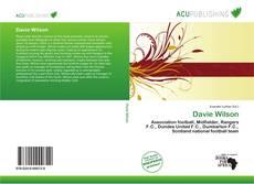 Buchcover von Davie Wilson