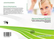 Glycerol Dehydrogenase kitap kapağı
