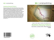 Capa do livro de Ibrahima Kassory Fofana