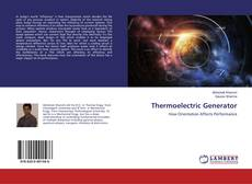 Bookcover of Thermoelectric Generator