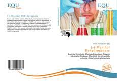 Bookcover of (-)-Menthol Dehydrogenase