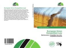 Bookcover of European Union Competition Law