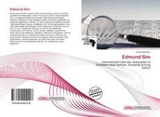 Bookcover of Edmund Sim