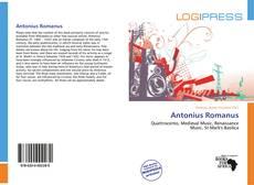 Antonius Romanus kitap kapağı