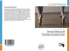 Buchcover von Daniela Malusardi