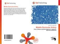 Buchcover von Middle Genicular Artery