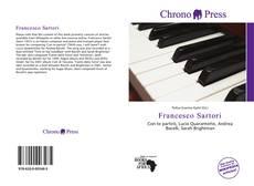 Bookcover of Francesco Sartori