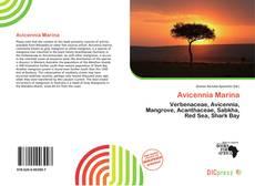 Buchcover von Avicennia Marina