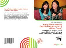 Bookcover of Harry Potter and the Deathly Hallows – Part 2 (Video Game)