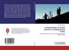 Bookcover of Vulnerability of water stored in underground tanks