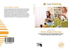 Buchcover von Hector: Badge of Carnage