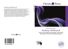 Bookcover of Anthony McDowell
