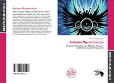 Portada del libro de Antonio Squarcialupi