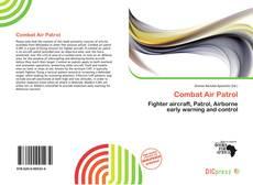 Buchcover von Combat Air Patrol
