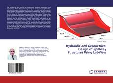 Buchcover von Hydraulic and Geometrical Design of Spillway Structures Using LabView