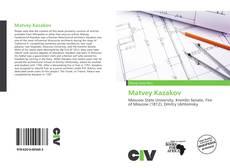 Bookcover of Matvey Kazakov