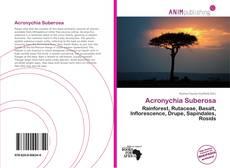 Обложка Acronychia Suberosa