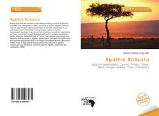 Bookcover of Agathis Robusta