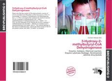 Bookcover of 3-Hydroxy-2-methylbutyryl-CoA Dehydrogenase