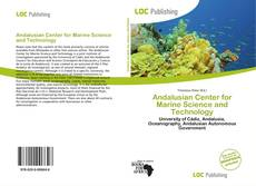 Capa do livro de Andalusian Center for Marine Science and Technology