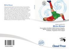 Buchcover von Mirko Braun