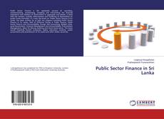 Bookcover of Public Sector Finance in Sri Lanka