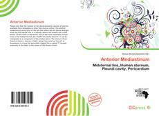 Buchcover von Anterior Mediastinum