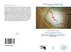 Borítókép a  Christopher Frey - hoz