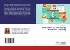 Bookcover of New Trends in Technology Enhanced Learning