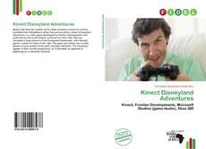 Portada del libro de Kinect Disneyland Adventures