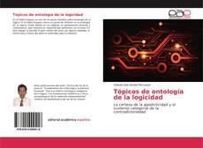 Capa do livro de Tópicos de ontología de la logicidad