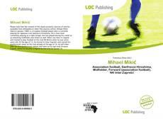 Portada del libro de Mihael Mikić