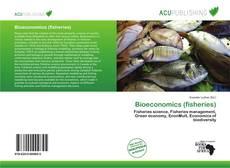 Bookcover of Bioeconomics (fisheries)