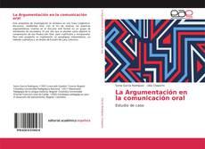 Portada del libro de La Argumentación en la comunicación oral