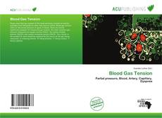 Bookcover of Blood Gas Tension