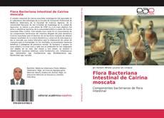 Portada del libro de Flora Bacteriana Intestinal de Cairina moscata
