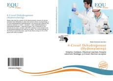 Обложка 4-Cresol Dehydrogenase (Hydroxylating)