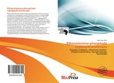 Ethanolamine-phosphate cytidylyltransferase kitap kapağı
