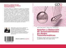Buchcover von Aportes y Detección de Vulnerabilidades en Redes Teleinformáticas