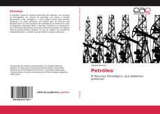 Copertina di Petróleo
