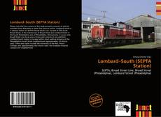 Bookcover of Lombard–South (SEPTA Station)