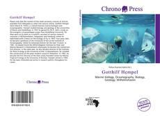 Buchcover von Gotthilf Hempel