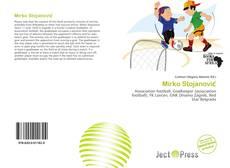 Bookcover of Mirko Stojanović