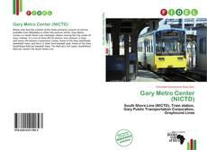 Couverture de Gary Metro Center (NICTD)